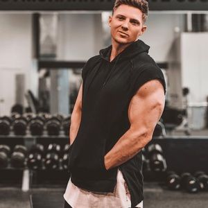 Gym Shark Sleeveless - Special Edition Steve Cook